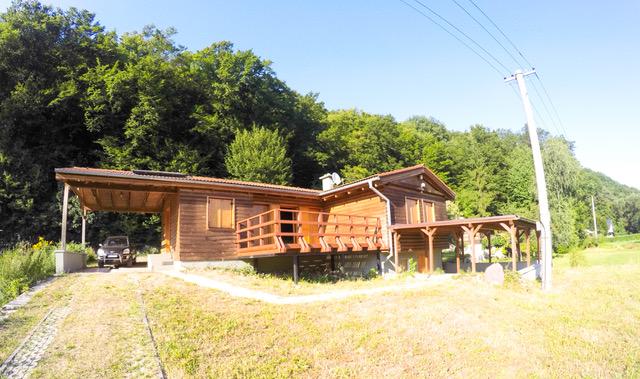 nadštandardný dom