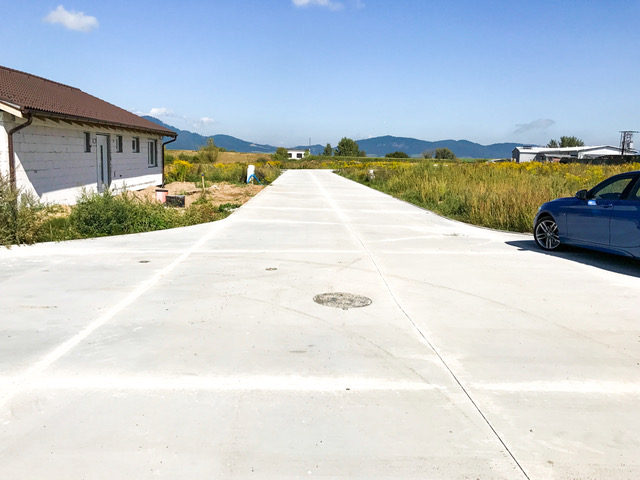 stavebný pozemok Šalgovík