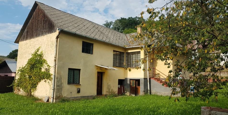 Rodinný dom, Brestov pri Humennom