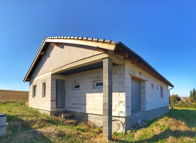Novostavba bungalov Lada
