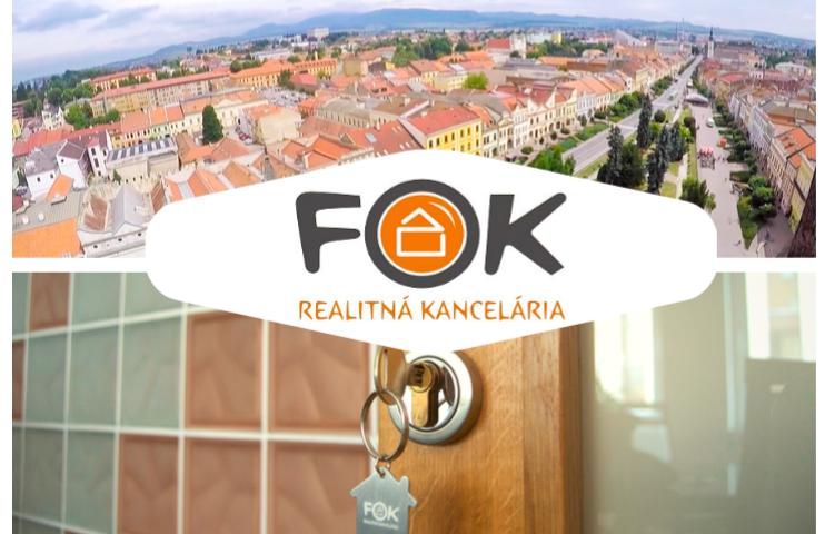 kúpim 1-izbový byt v Prešove