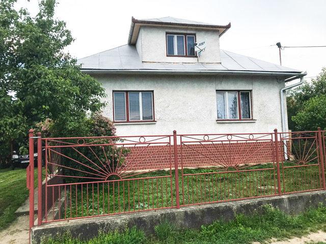 predaj rodinný dom Šarišské Michaľany