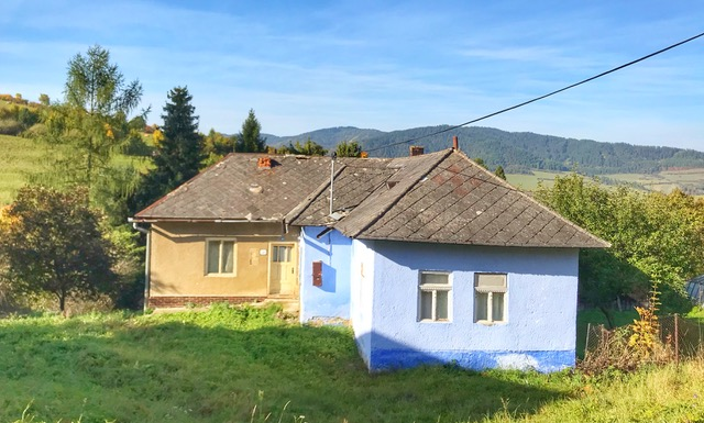 Rodinný dom vhodný na chalupu Vysoká