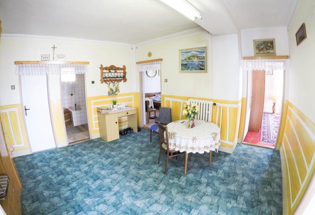 rodinný dom Kojatice